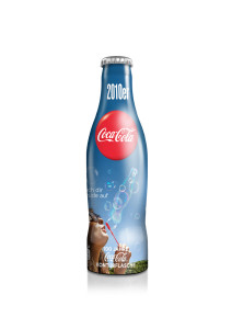 2010 Coke bottle