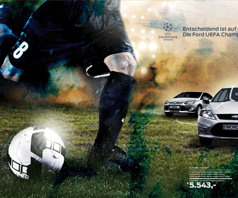 Ford – Champion edition