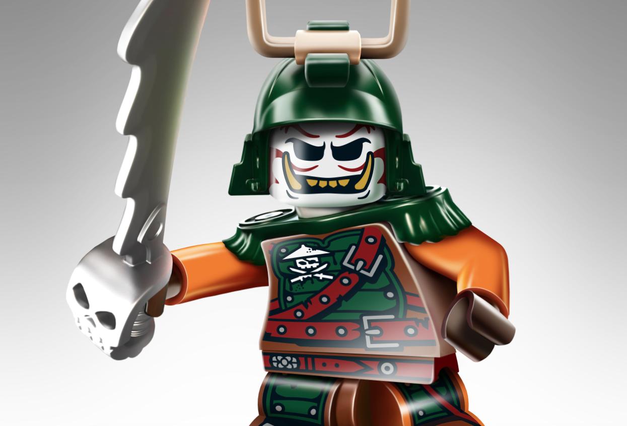 Portada Lego