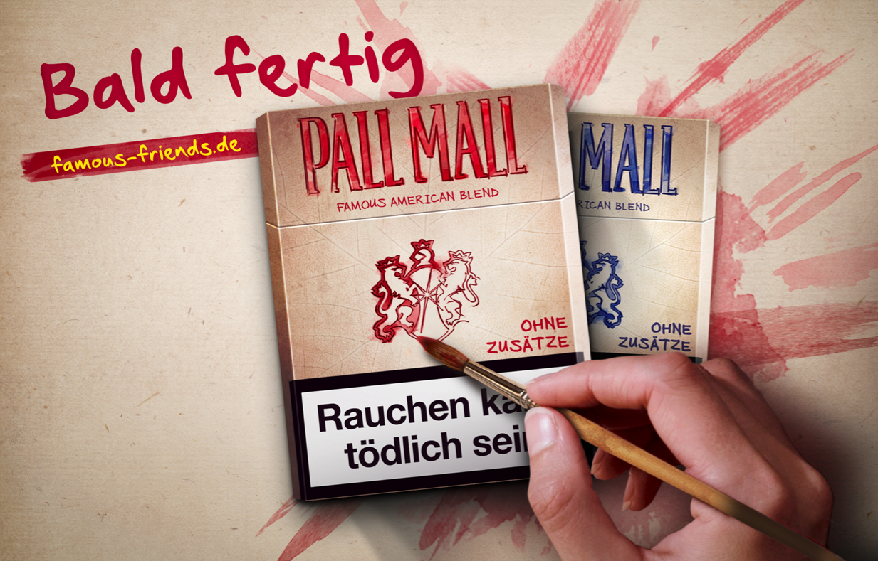 Pall Mall Illustrations