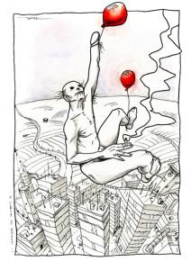 el vendedor de globos 2