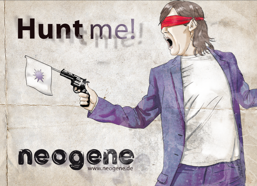 Neogene CD-Artwork