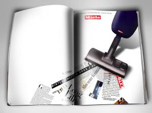 Magazine ads